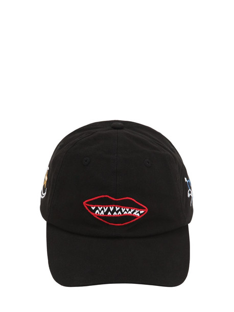 HACULLA Moon & Starz Cotton Baseball Hat in black