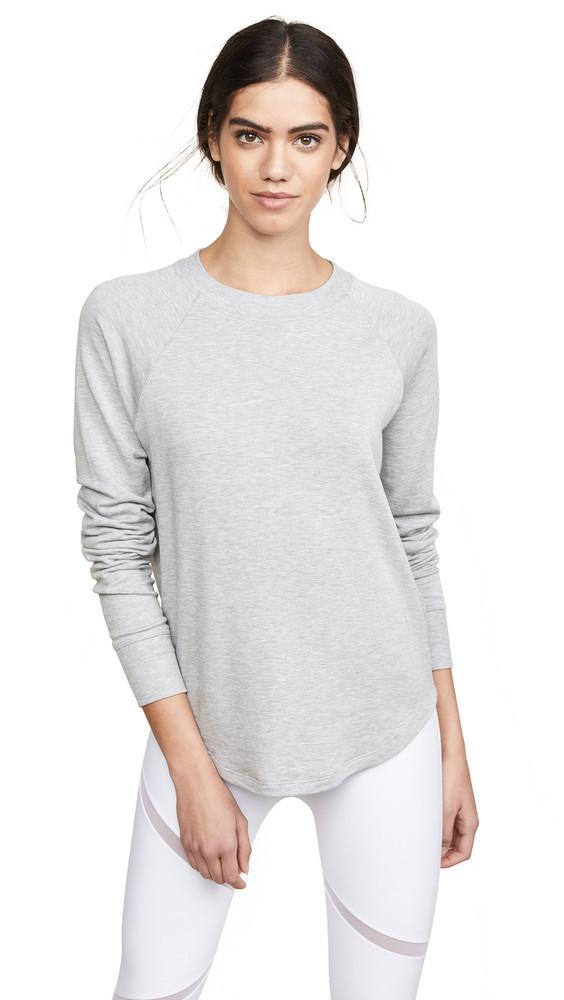 Splits59 Warm Up Pullover in grey