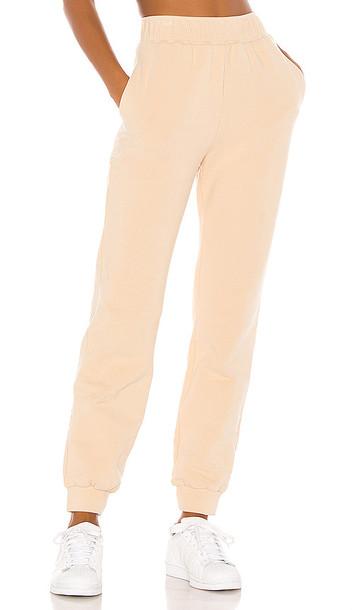 LPA Devin Pant in Cream