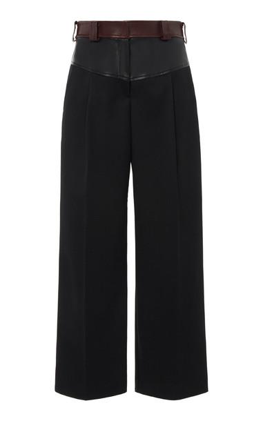 Christopher Esber Maverick Trouser Size: 8 in black