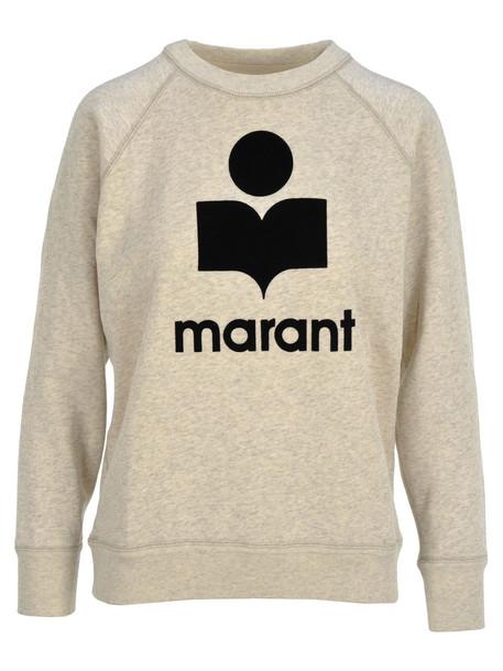 Isabel Marant Étoile Im Etoile Milly Sweatshirt in ecru