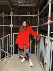 posh and circumstance,blogger,coat,dress,shoes