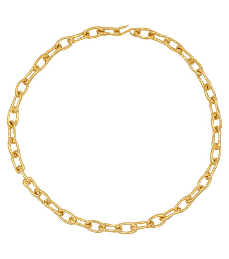 Sophie Buhai Roman Chain 18kt gold vermeil necklace
