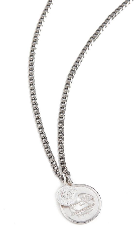 Miansai Orion Pendant Necklace in silver