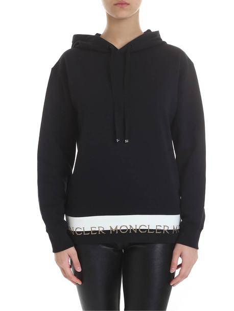 Moncler - Sweatshirt in black