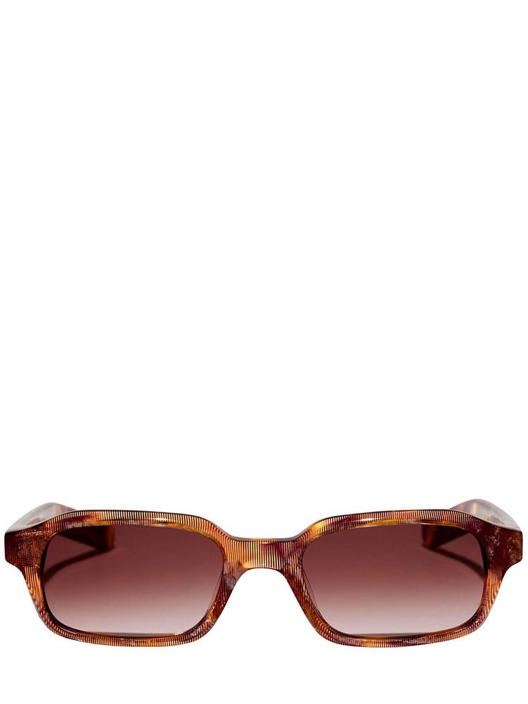FLATLIST EYEWEAR Hanky Acetate Sunglasses in purple