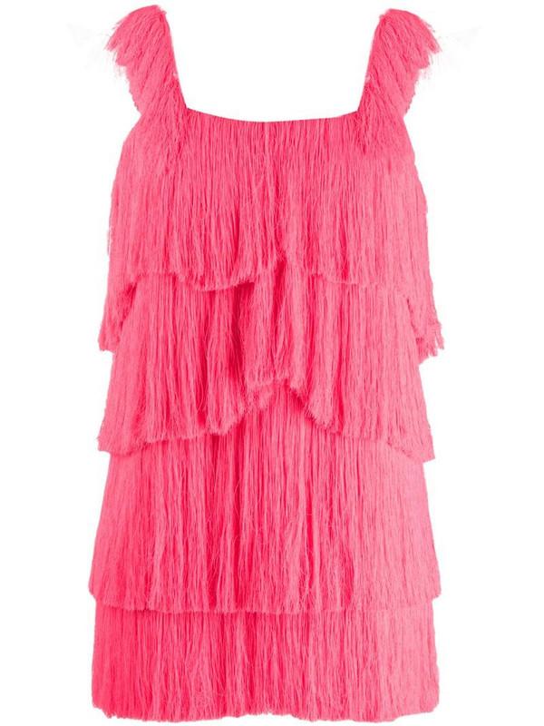 Yuliya Magdych Dance dress in pink