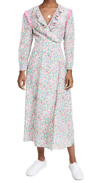 RIXO Suri Dress in pink