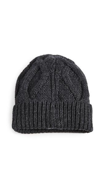 Isabel Marant Ryamy Hat in anthracite