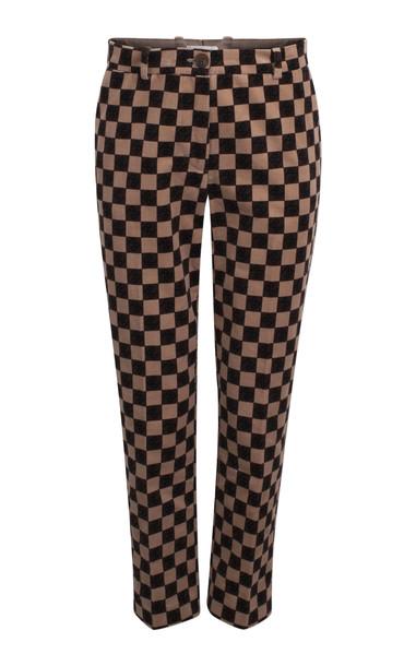 Baum und Pferdgarten Nille Slim Fit Cotton-Blend Pants Size: 36