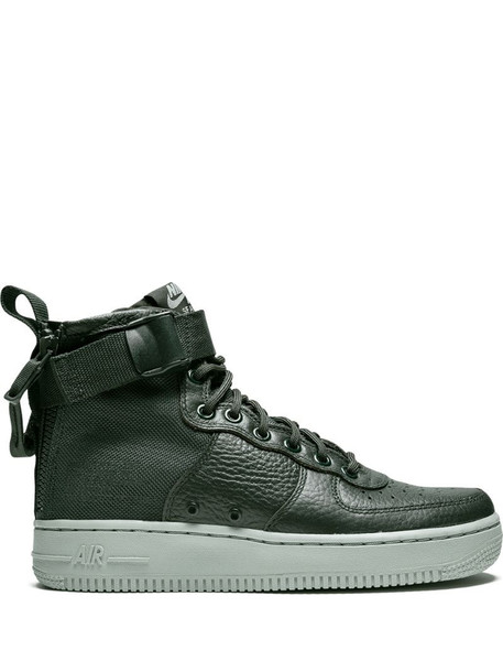 Nike Air SF-AF1 sneakers in green