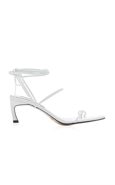 Reike Nen Odd Pair Sandals in white