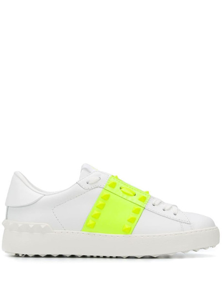 Valentino Garavani Rockstud sneakers in white