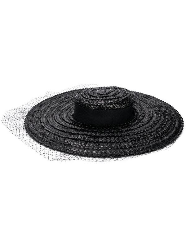 Eugenia Kim Ingrid sun hat in black