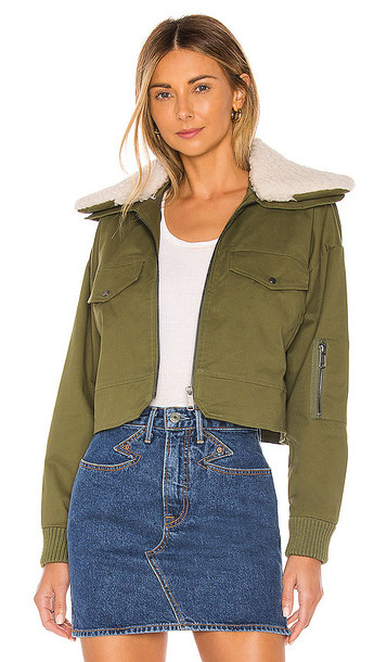 Tularosa Johnnie Jacket in Green