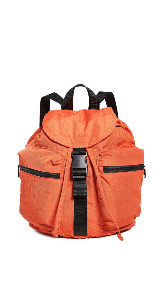 BAGGU Small Sport Backpack in tomato
