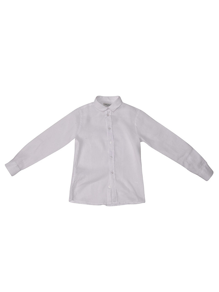 Paolo Pecora Button-up Shirt in white