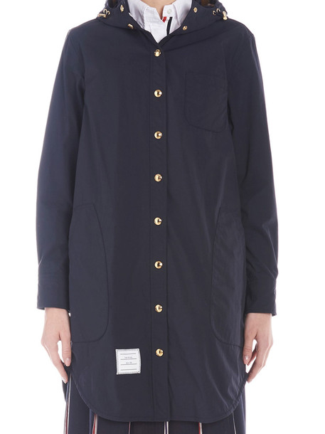 Thom Browne 'thom Icon' Jacket in blue