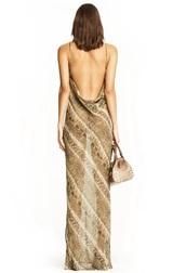 dress,backless,backless dress,sexy,sexy dress,sleeveless,clubwear,party,python