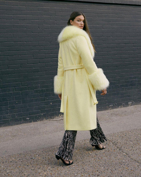 pants coat shoes