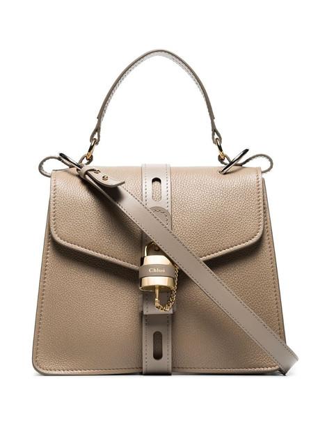 Chloé medium Aby Day shoulder bag in neutrals