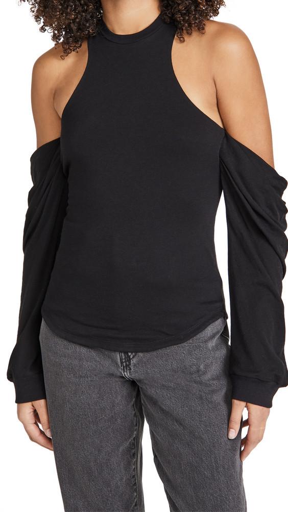 RtA Terza Top in black