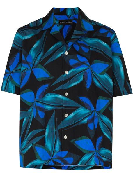 Louisa Ballou Aloha short-sleeve T-shirt - Black