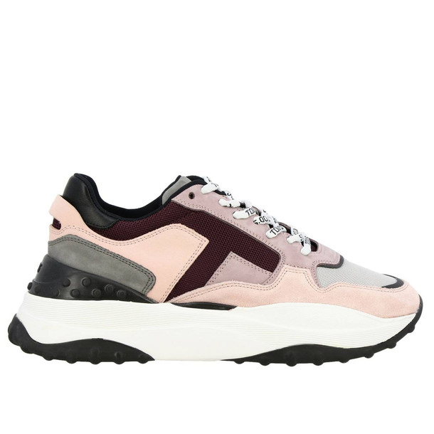 Tods Sneakers Shoes Women Tods in pink