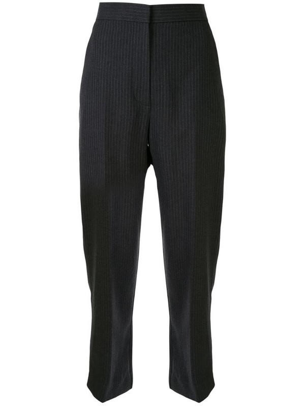 Karen Walker Dark Matter Trousers in black