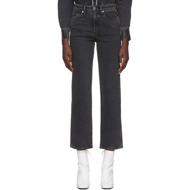 Simon Miller Black W013 Jeans
