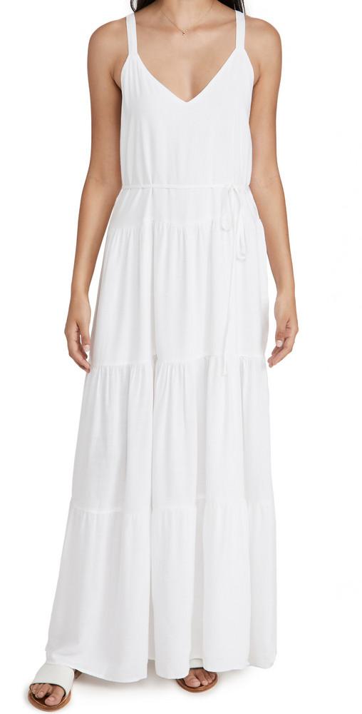 Splendid Wynona Dress in white