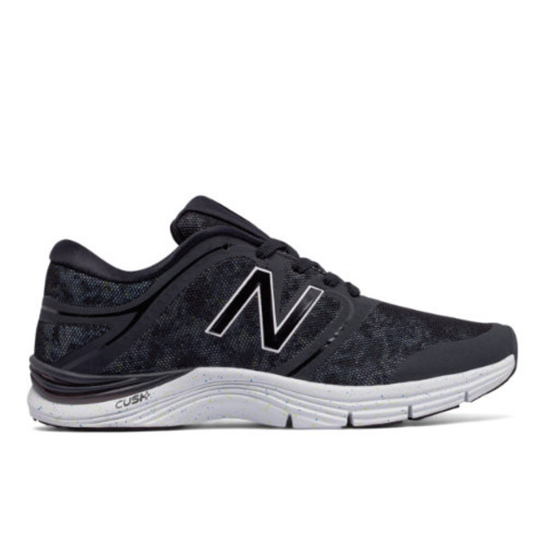 New Balance 711v2 Graphic Trainer Women's Cross-Training Shoes - Black (WX711FG2)