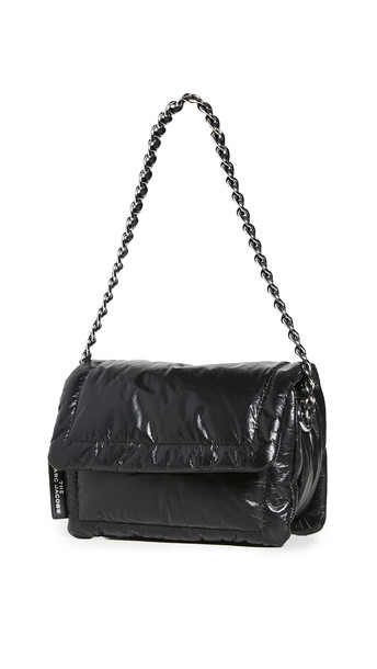 The Marc Jacobs Mini Pillow Bag in black
