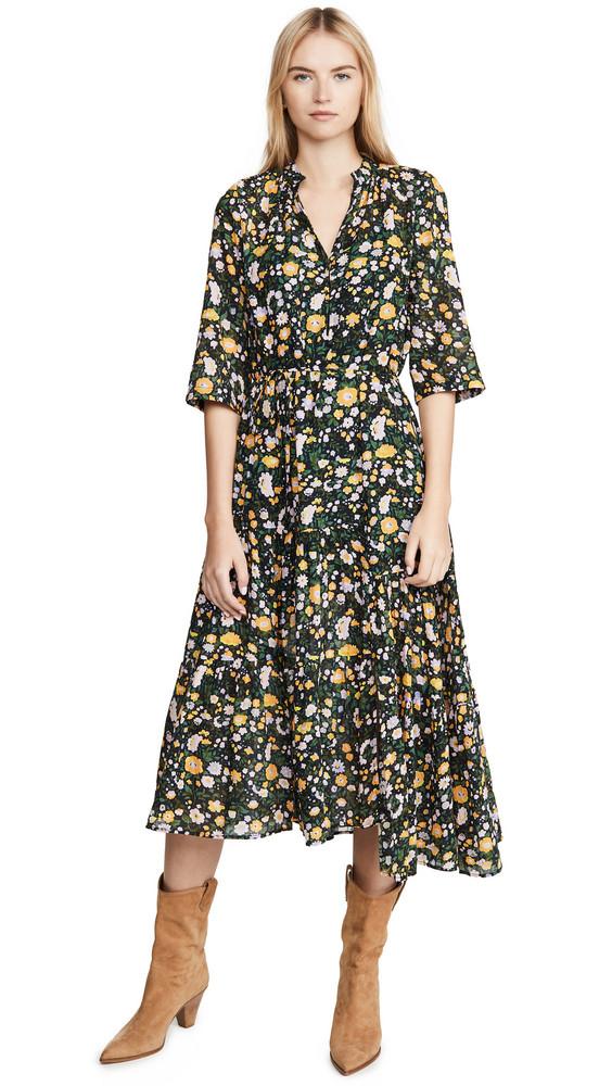 Apiece Apart Agata Dress in multi