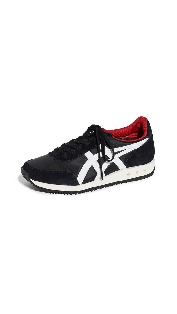 Onitsuka Tiger New York Sneakers in black / white