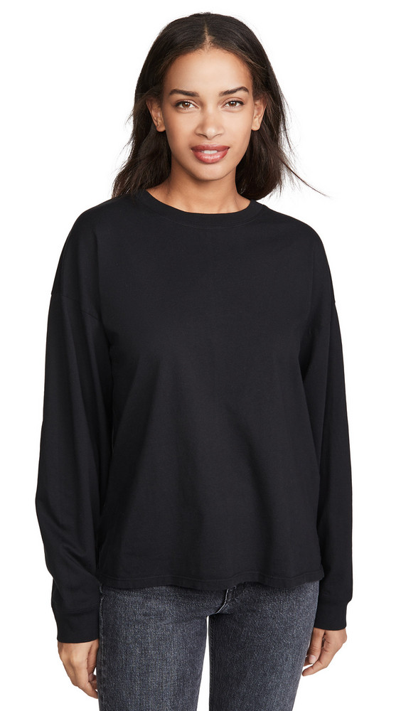 AYR The Jacuzzi T-Shirt in black