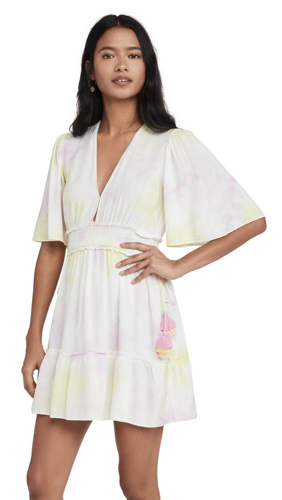 Saylor Maurie Mini Dress in multi