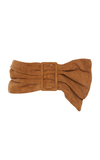 Dundas Tailored Belt in brown