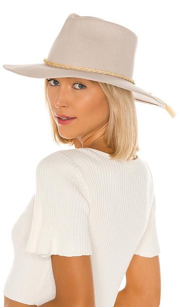 ale by alessandra x REVOLVE Roxy Dene Hat in Nude