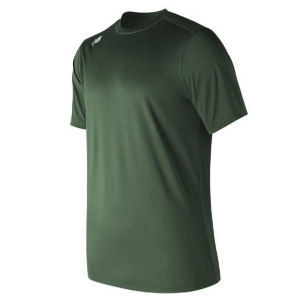 New Balance 500 Men's Short Sleeve Tech Tee - Green (TMMT500TDG)