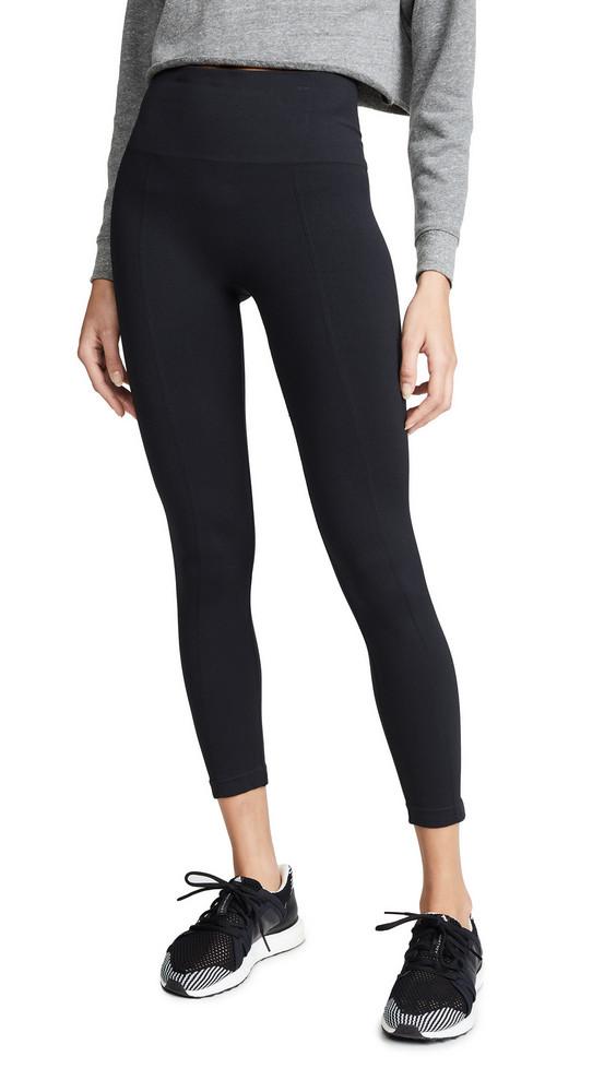 Yummie Skimmer Seamless Leggings in black