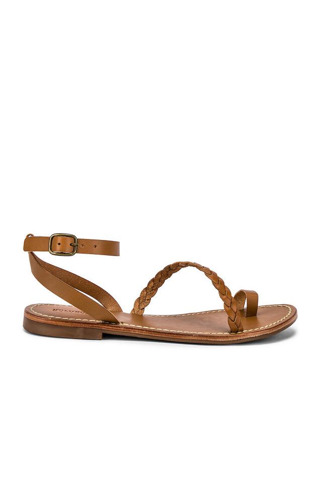 Soludos Madrid Sandal in brown