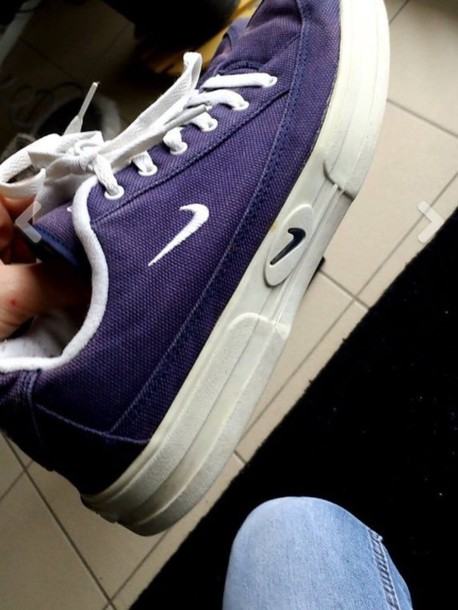 shoes nike blue vintage fashion trainers musthave