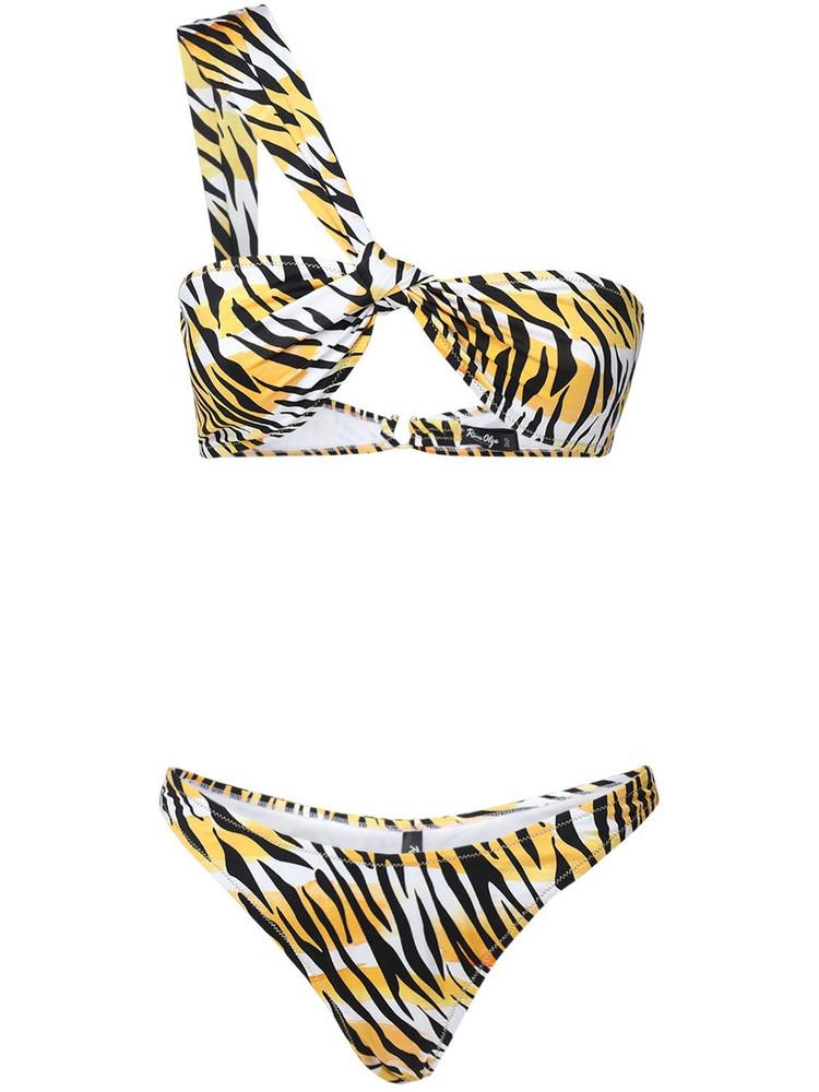 REINA OLGA Boogie Lycra One Shoulder Bikini