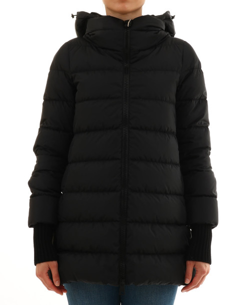 Herno Black Down Jacket