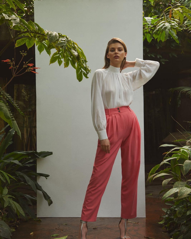 pants pink pants