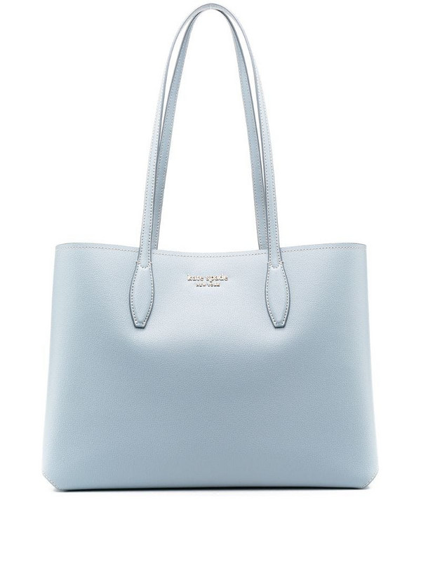 Kate Spade open-top tote in blue