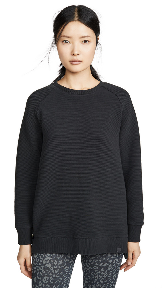 Varley Manning Sweatshirt in black