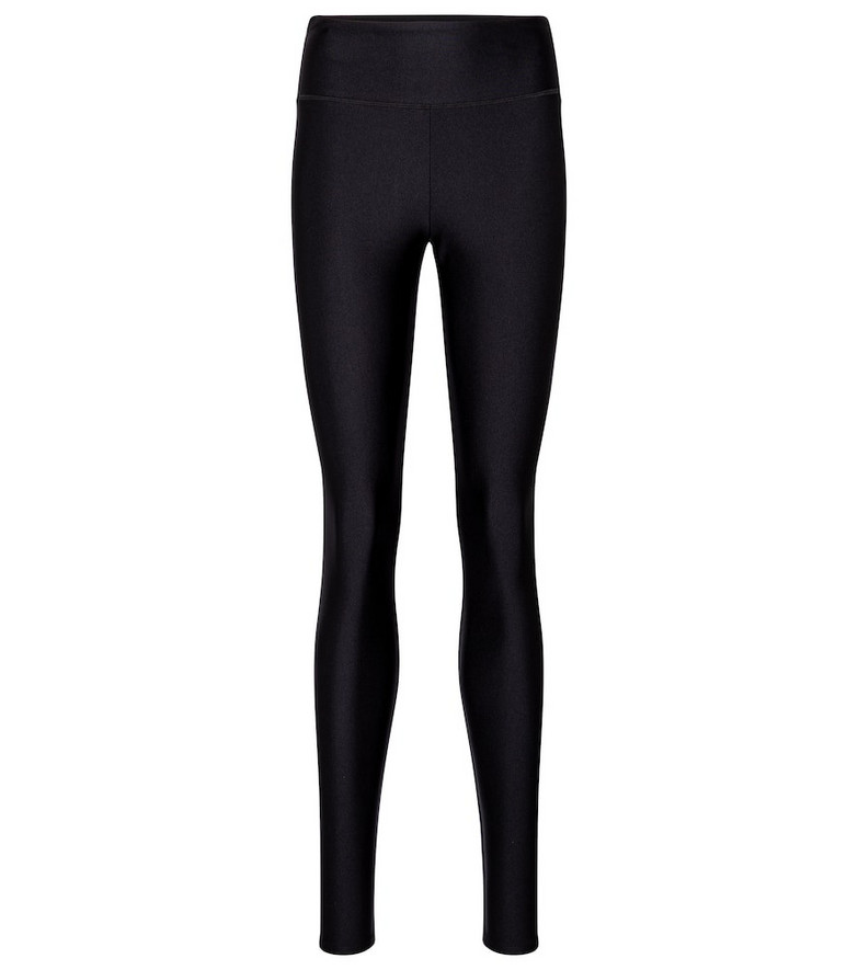 Balenciaga Dynasty stretch leggings in black