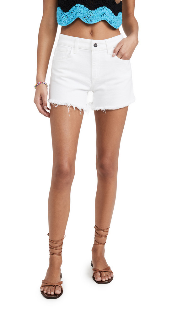 Joe's Jeans The Ozzie 4 Shorts in white
